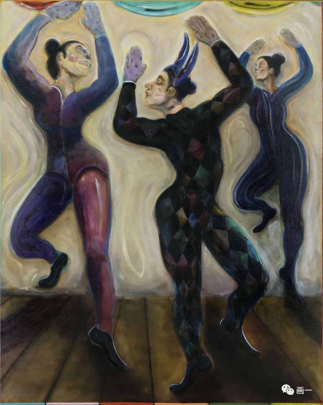 英国当代画家 | 瑞安·莫斯利作品欣赏插图37