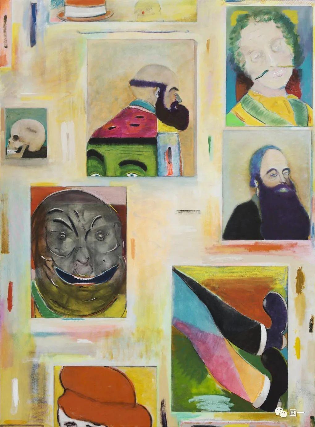 英国当代画家 | 瑞安·莫斯利作品欣赏插图41