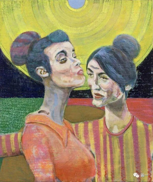 英国当代画家 | 瑞安·莫斯利作品欣赏插图49