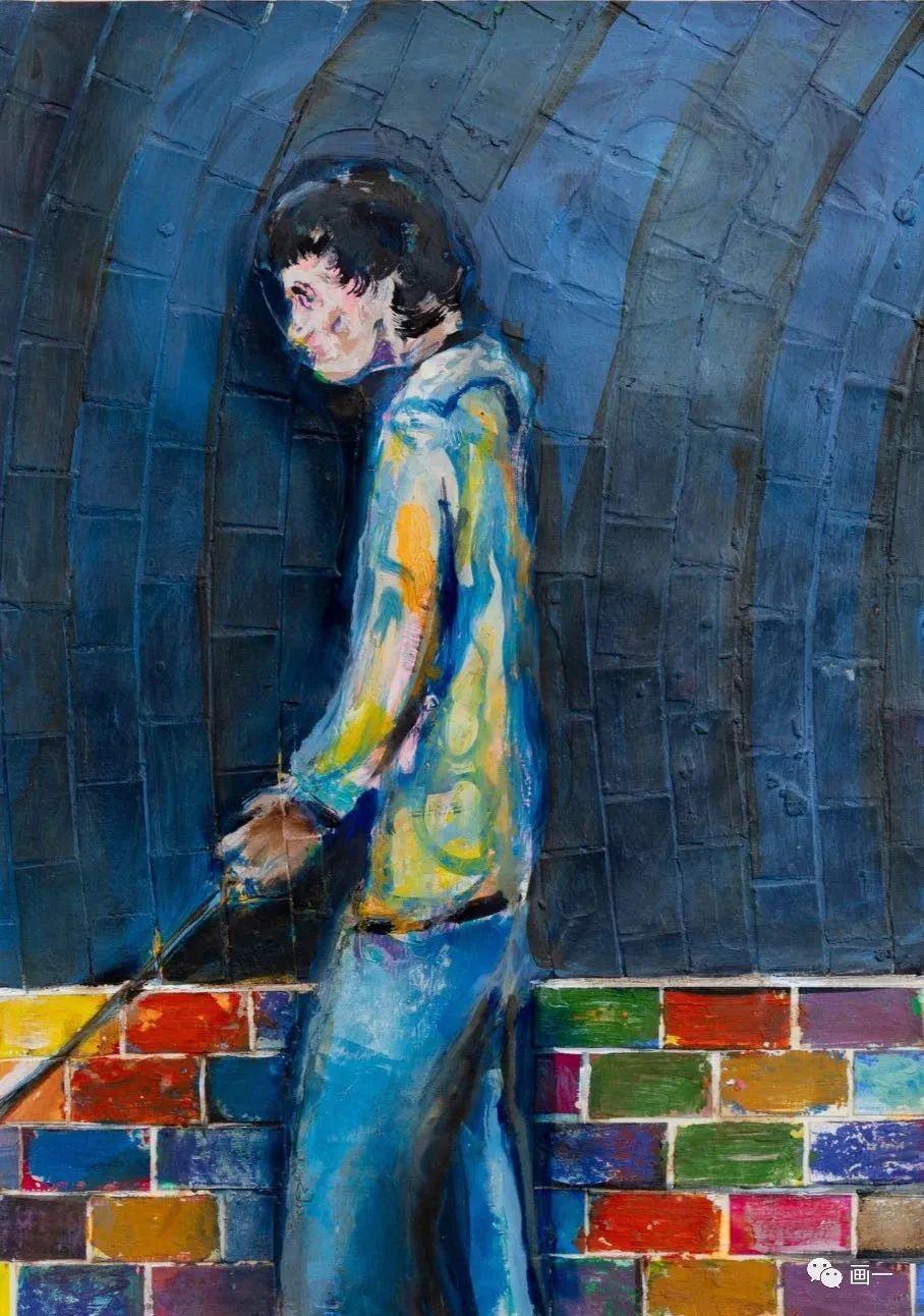 英国当代画家 | 瑞安·莫斯利作品欣赏插图51