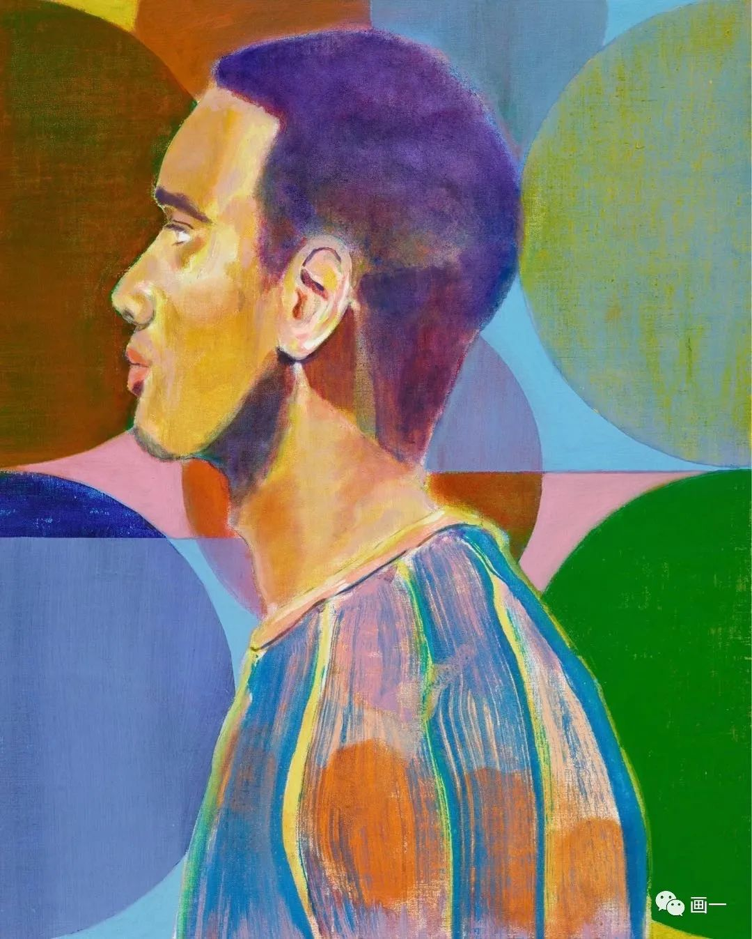英国当代画家 | 瑞安·莫斯利作品欣赏插图61