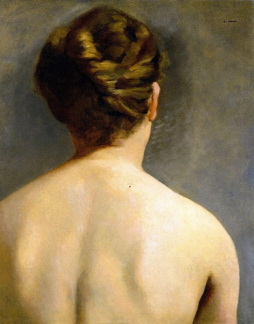 伊娃·冈萨雷斯,19世纪法国印象派女画家插图9