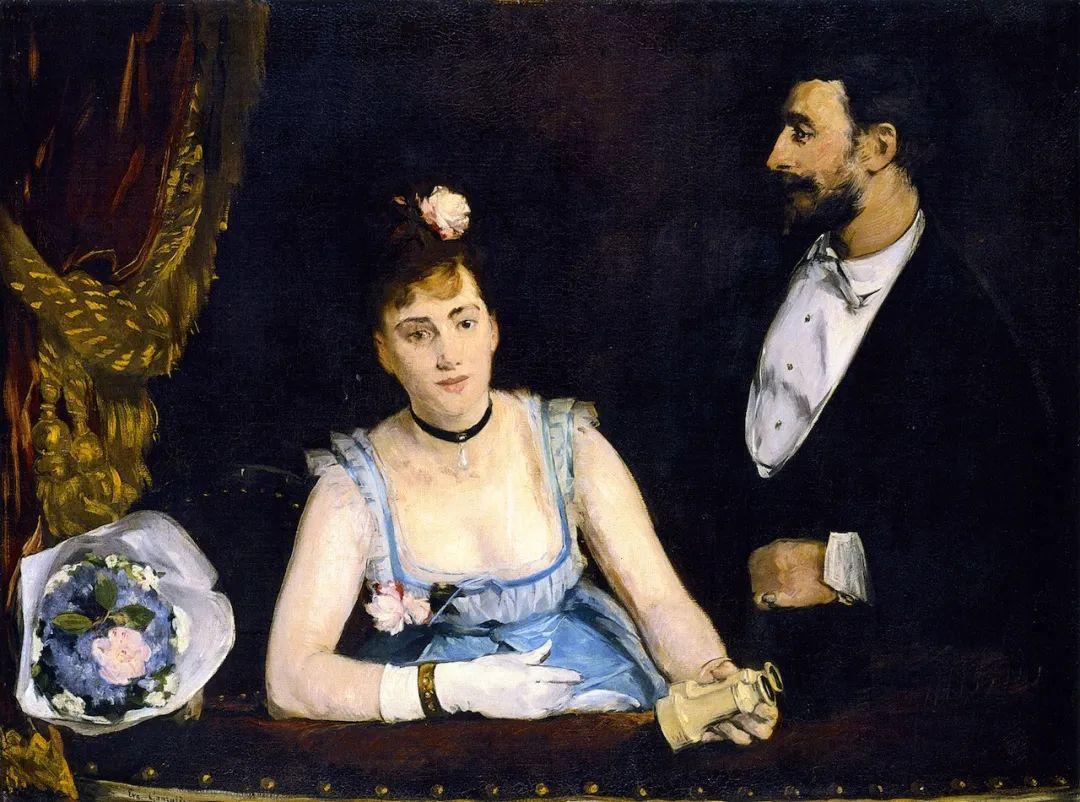 伊娃·冈萨雷斯,19世纪法国印象派女画家插图33