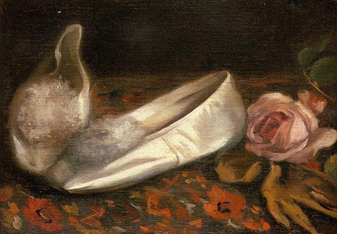 伊娃·冈萨雷斯,19世纪法国印象派女画家插图71