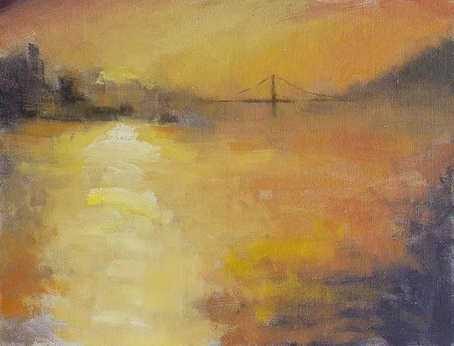 风景与静物,韩国画家Doohong Min插图35
