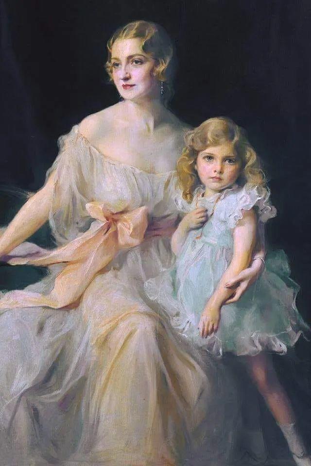 母亲节:世界名画中最伟大、最温情的爱!插图27