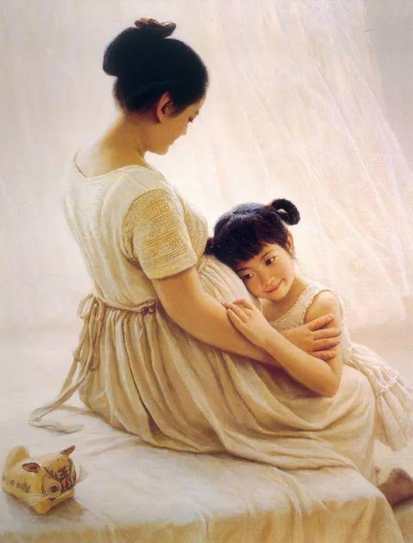 母亲节:世界名画中最伟大、最温情的爱!插图33