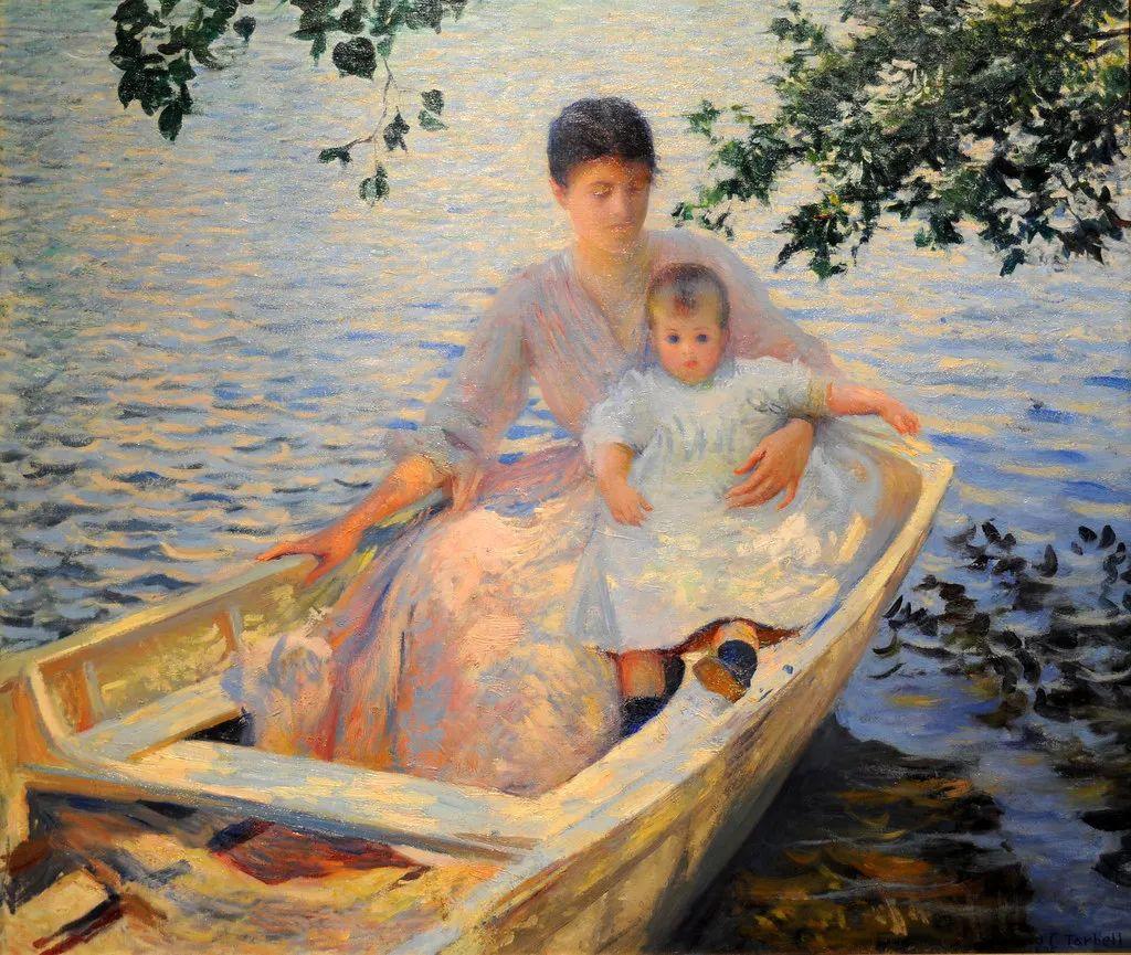 母亲节:世界名画中最伟大、最温情的爱!插图61