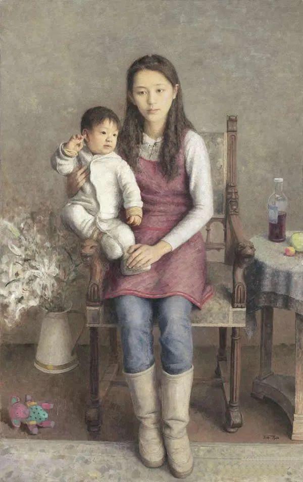 母亲节:世界名画中最伟大、最温情的爱!插图73