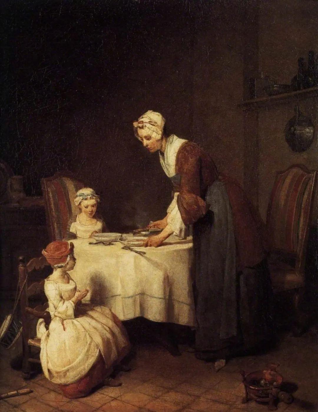 母亲节:世界名画中最伟大、最温情的爱!插图121