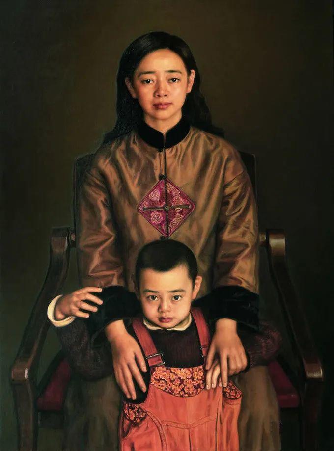 母亲节:世界名画中最伟大、最温情的爱!插图141