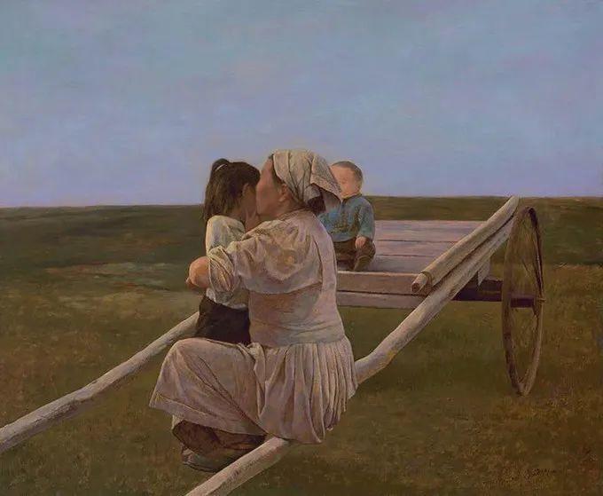 母亲节:世界名画中最伟大、最温情的爱!插图147