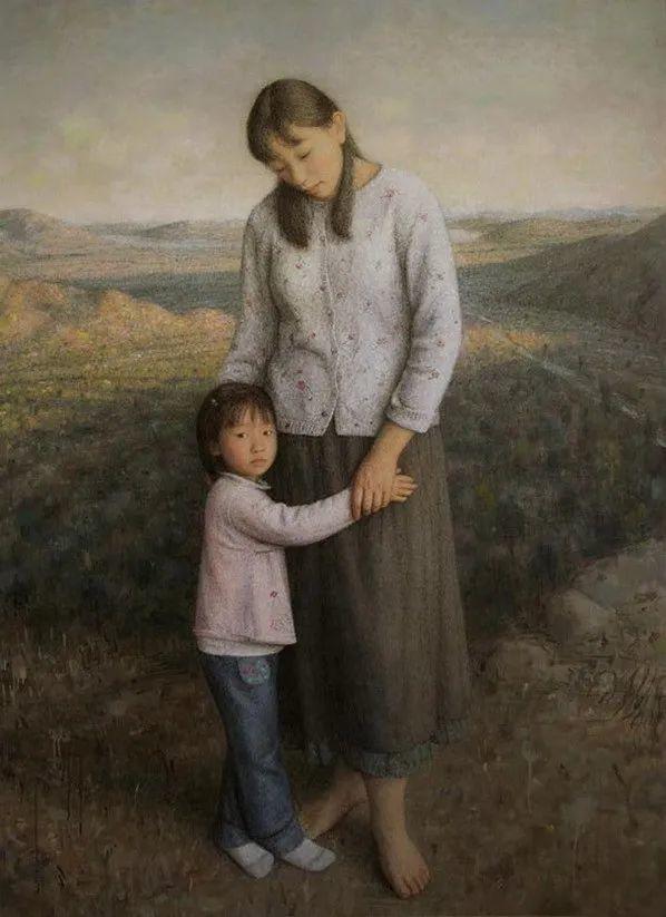 母亲节:世界名画中最伟大、最温情的爱!插图151
