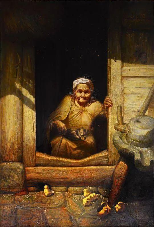 母亲节:世界名画中最伟大、最温情的爱!插图155