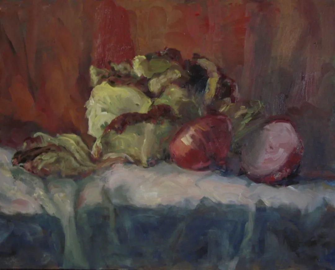 他的绘画以一种全新的、极其个人化的方式展现了光和形式!插图89