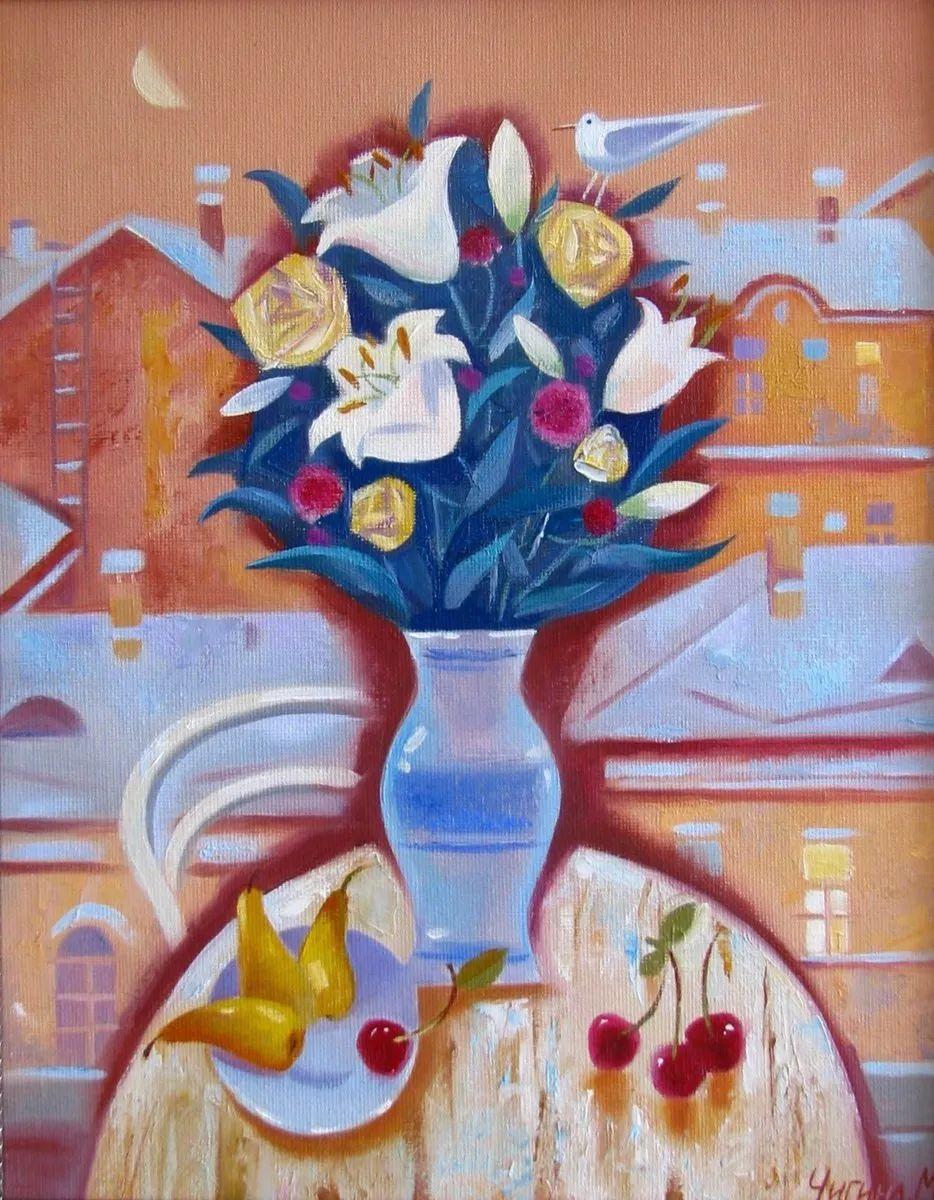 俄罗斯女画家玛格丽塔·奇吉娜,列宾美院优秀毕业生!插图25