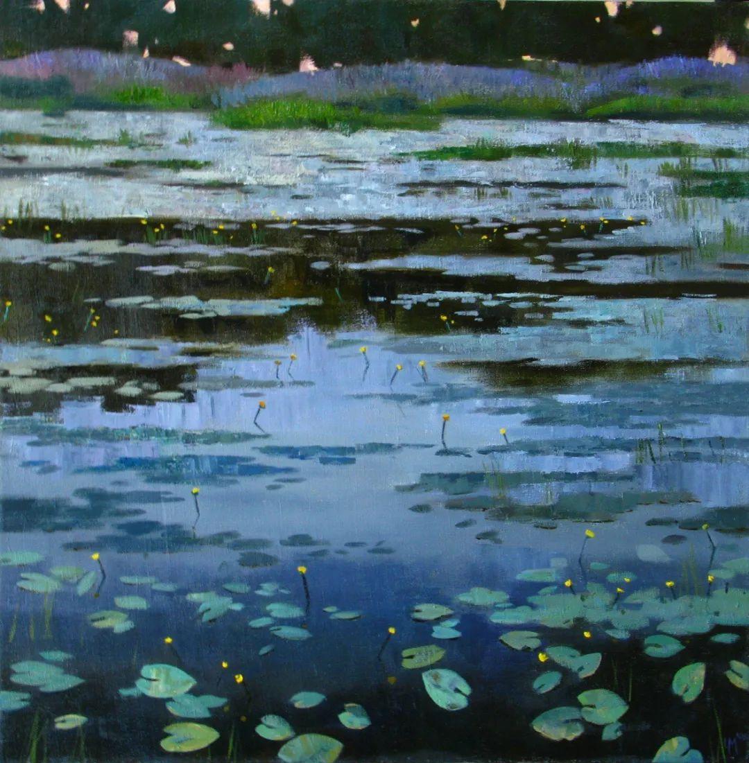 俄罗斯女画家玛格丽塔·奇吉娜,列宾美院优秀毕业生!插图39