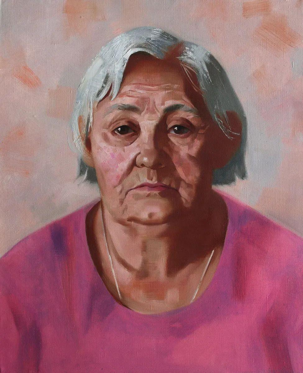 俄罗斯女画家玛格丽塔·奇吉娜,列宾美院优秀毕业生!插图51