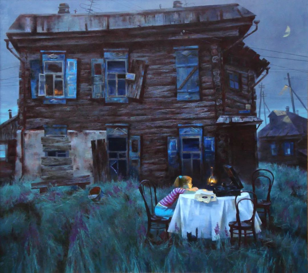 俄罗斯女画家玛格丽塔·奇吉娜,列宾美院优秀毕业生!插图57