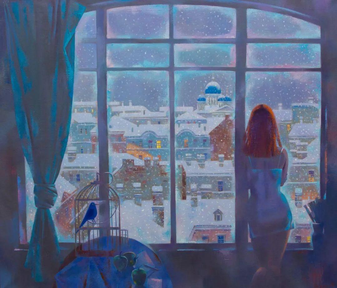 俄罗斯女画家玛格丽塔·奇吉娜,列宾美院优秀毕业生!插图59