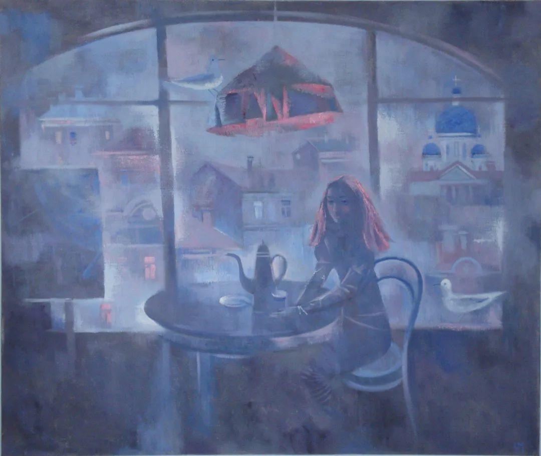 俄罗斯女画家玛格丽塔·奇吉娜,列宾美院优秀毕业生!插图61