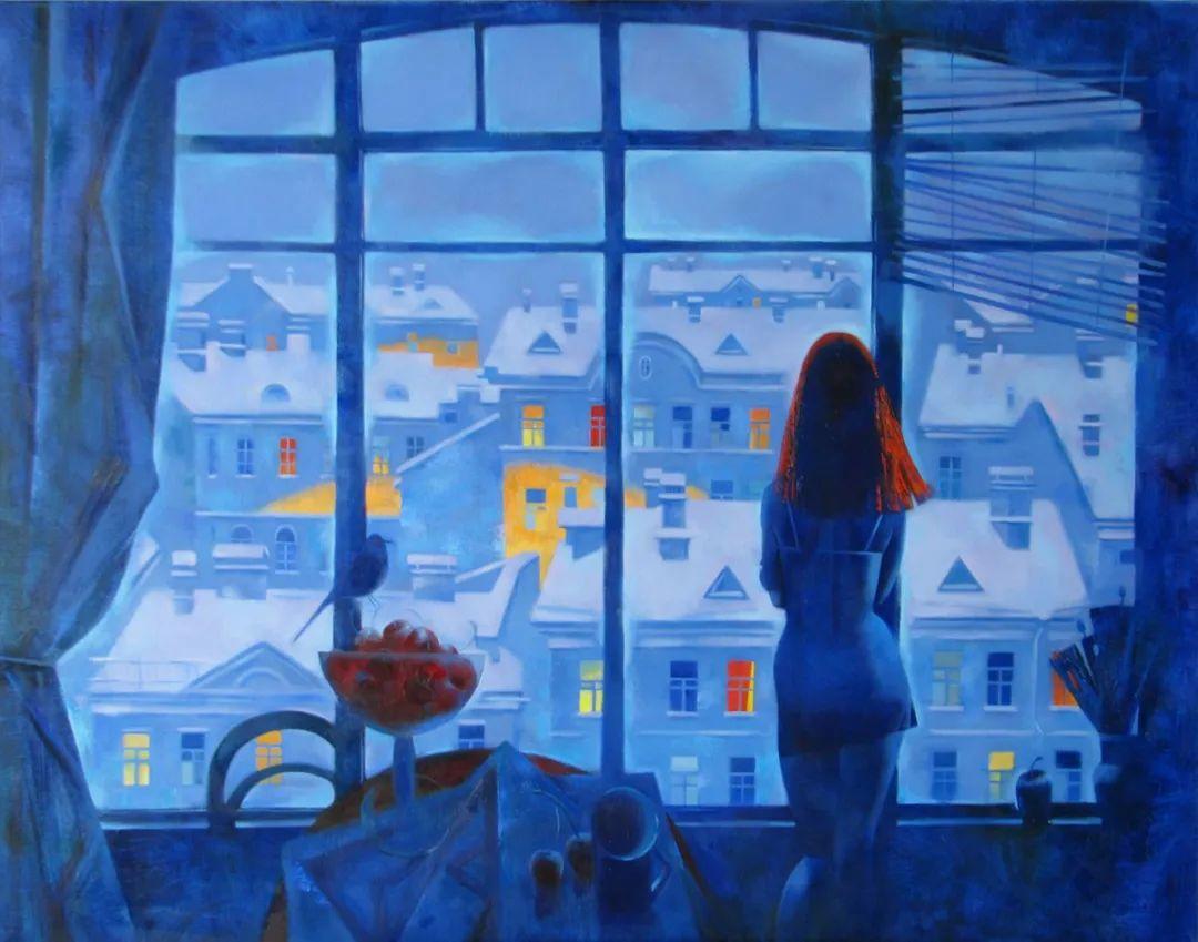 俄罗斯女画家玛格丽塔·奇吉娜,列宾美院优秀毕业生!插图65