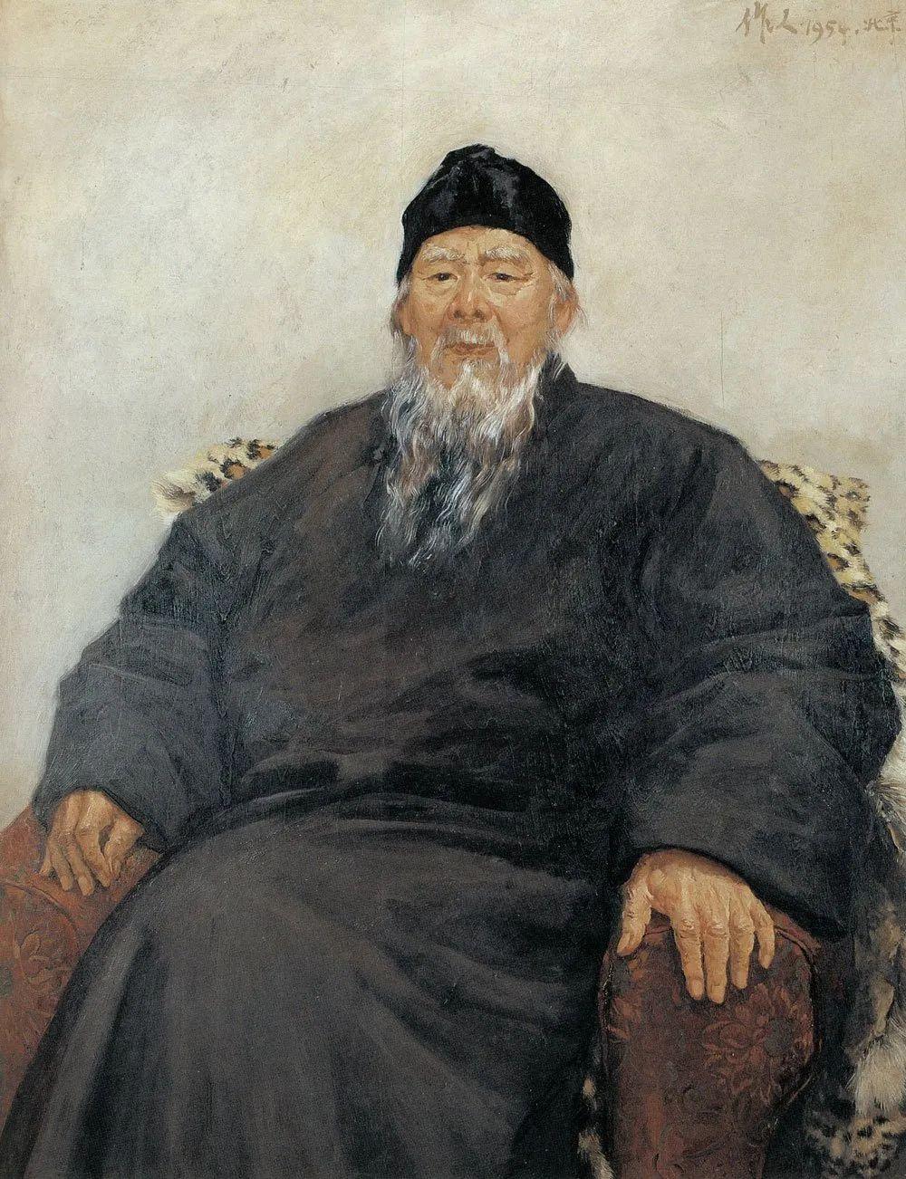 中国当代杰出画家,吴作人油画精选!插图7