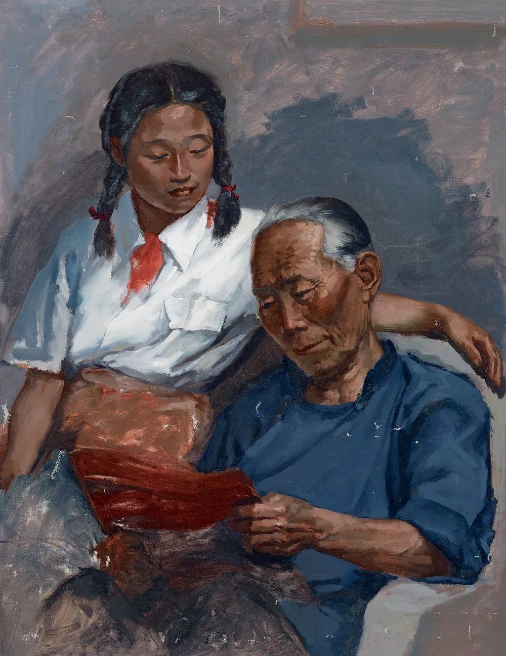 中国当代杰出画家,吴作人油画精选!插图43