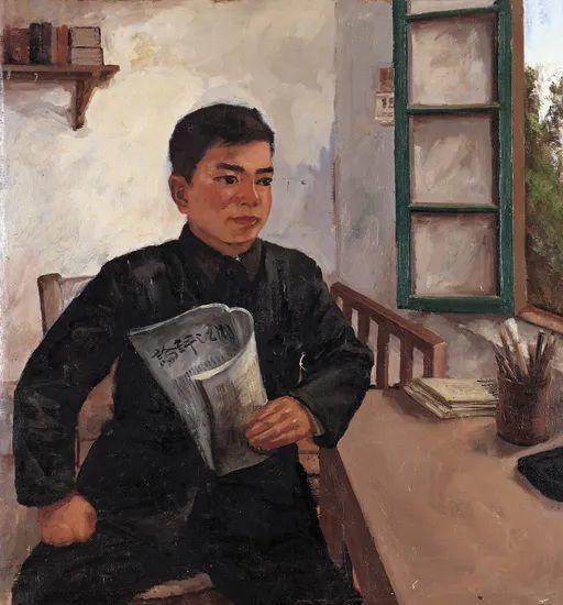 中国当代杰出画家,吴作人油画精选!插图121