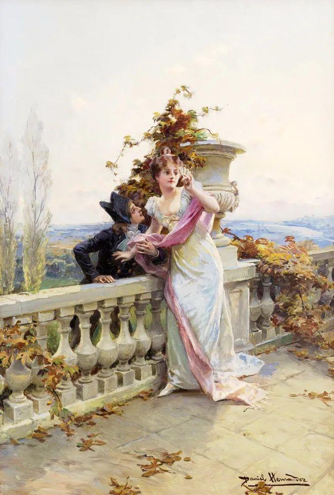 他以绘画为借口,来展现女性的美丽!插图11