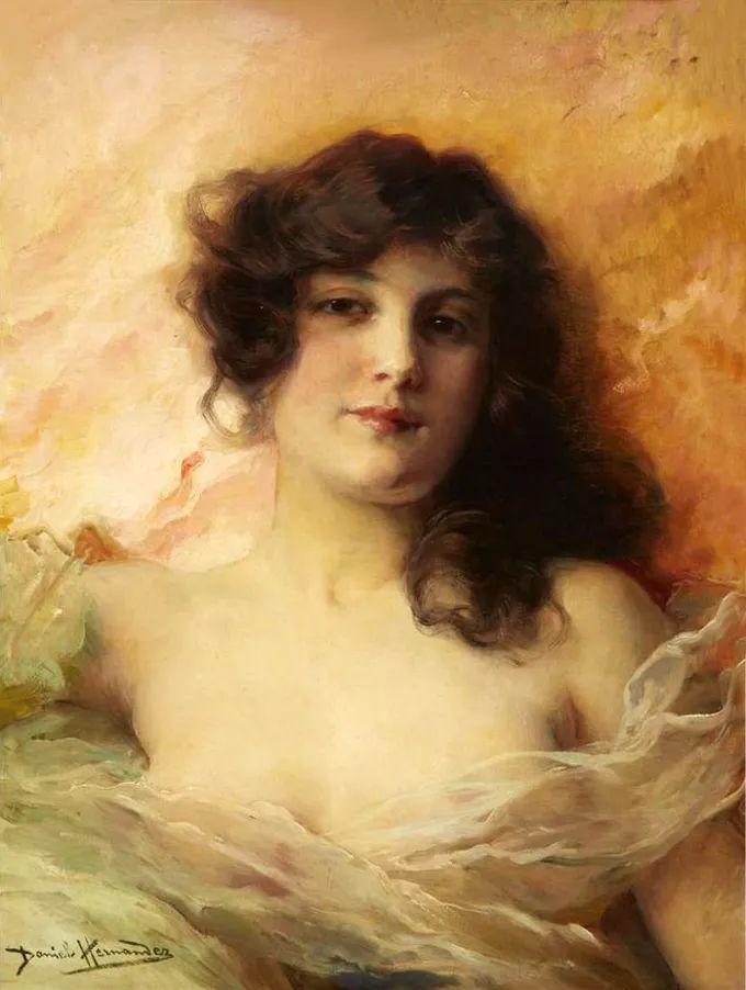 他以绘画为借口,来展现女性的美丽!插图33