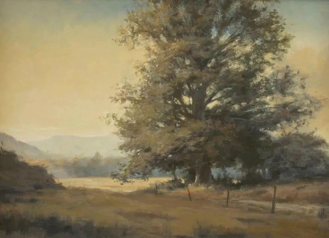 丹尼尔·格雷夫斯画笔下的云,仿佛随着时间在动插图27