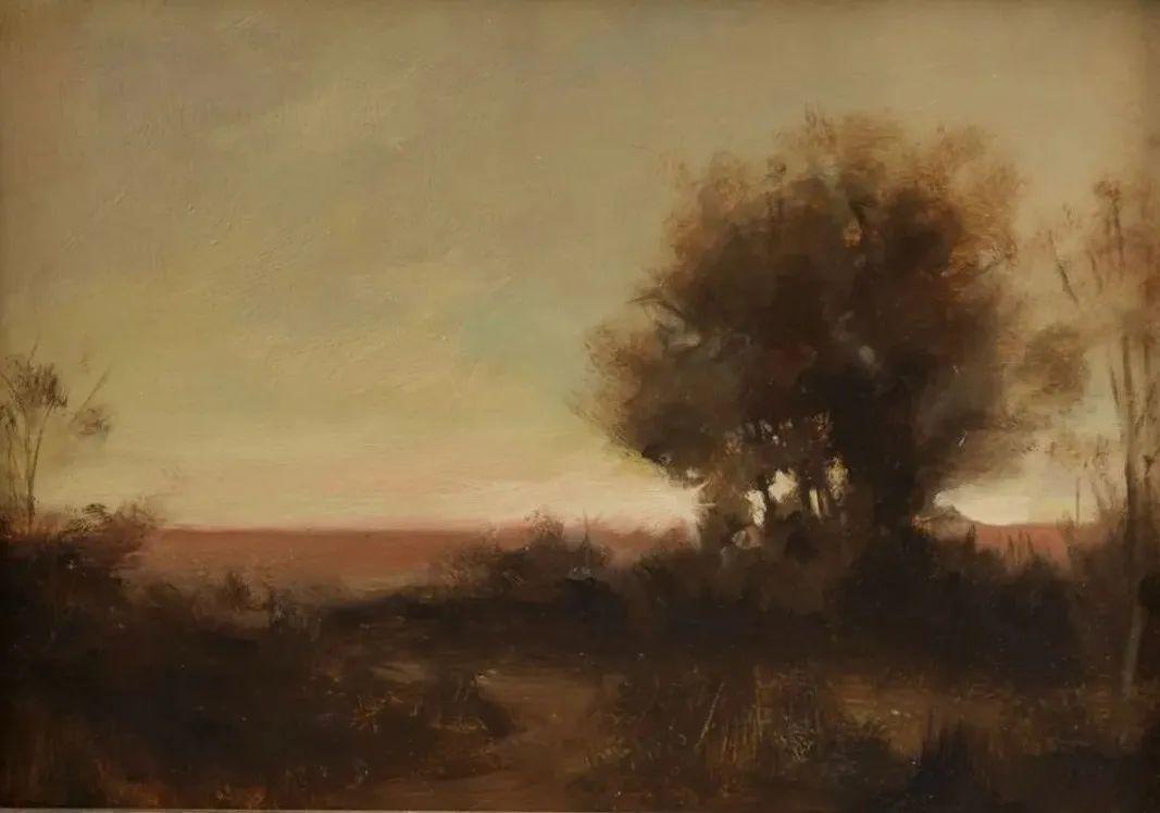 丹尼尔·格雷夫斯画笔下的云,仿佛随着时间在动插图61