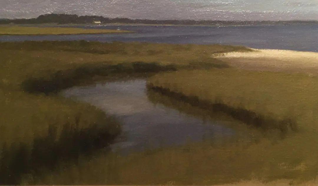 丹尼尔·格雷夫斯画笔下的云,仿佛随着时间在动插图73