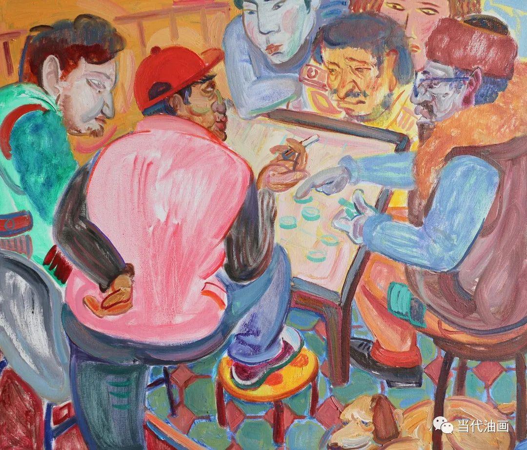 中国当代油画家作品欣赏之   董海洋插图1