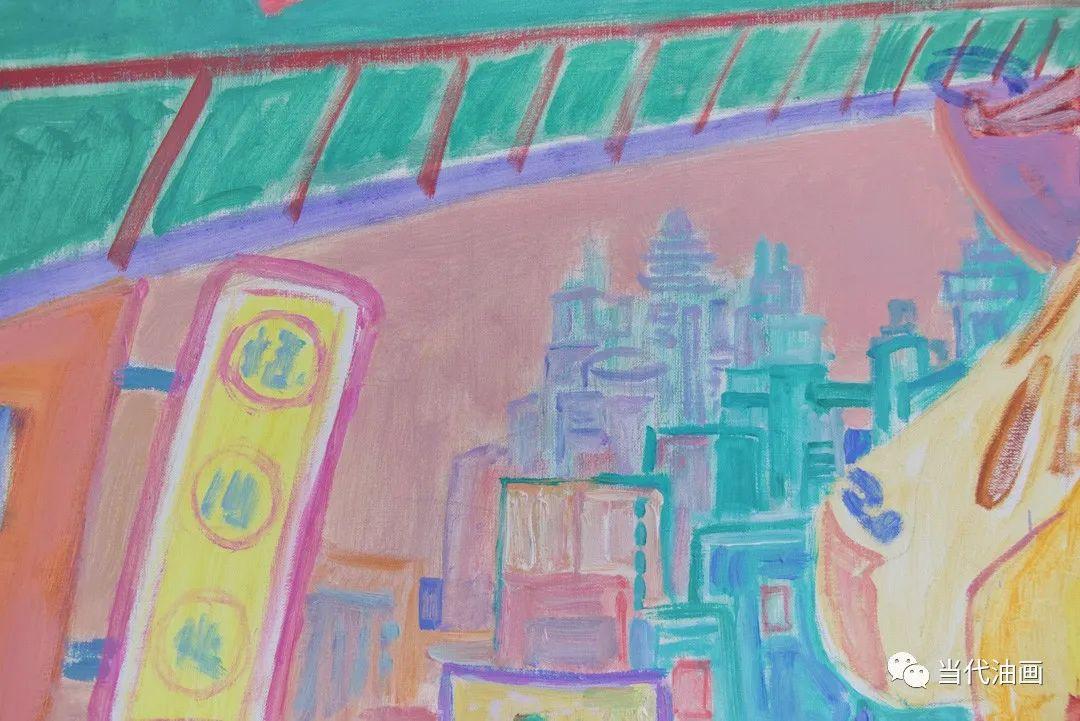 中国当代油画家作品欣赏之   董海洋插图5