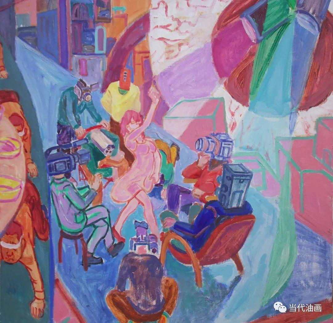 中国当代油画家作品欣赏之   董海洋插图11