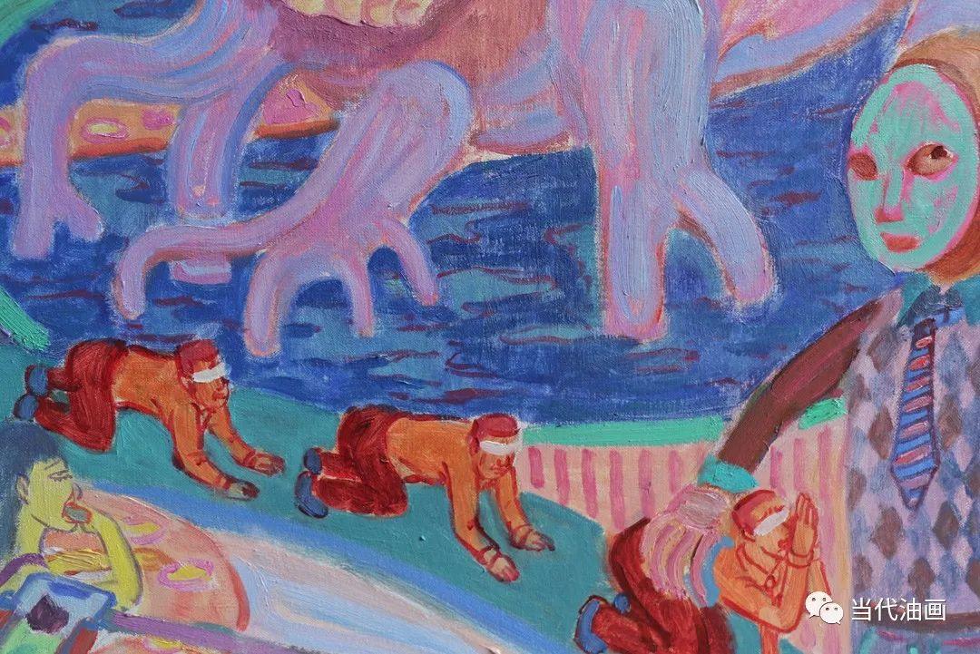 中国当代油画家作品欣赏之   董海洋插图17