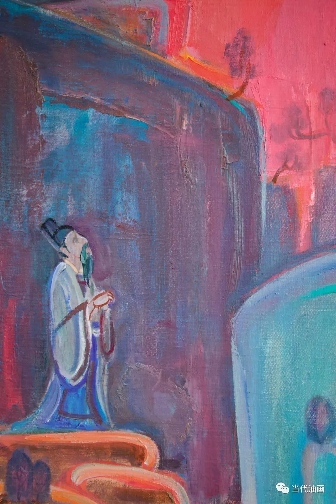 中国当代油画家作品欣赏之   董海洋插图21