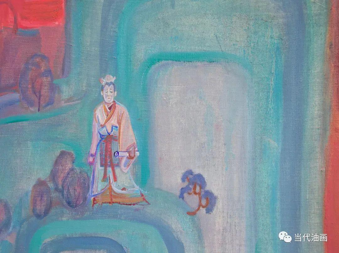 中国当代油画家作品欣赏之   董海洋插图23