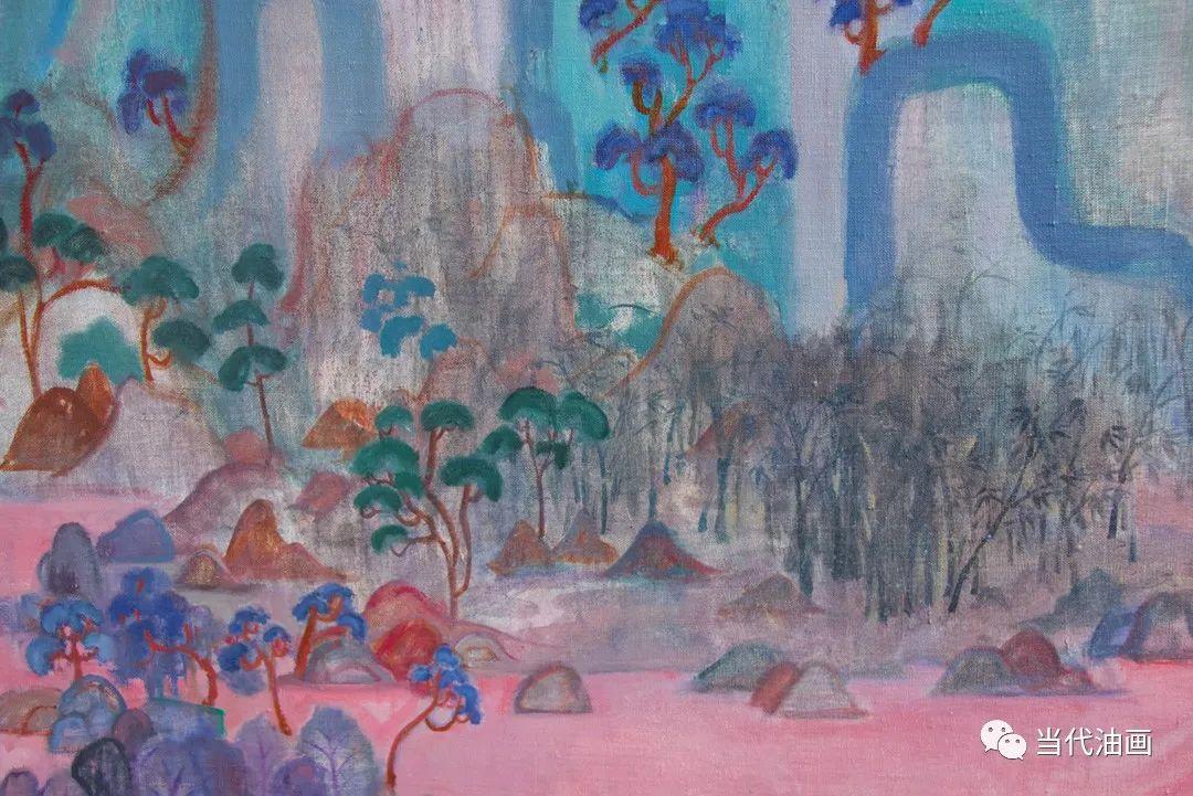 中国当代油画家作品欣赏之   董海洋插图27