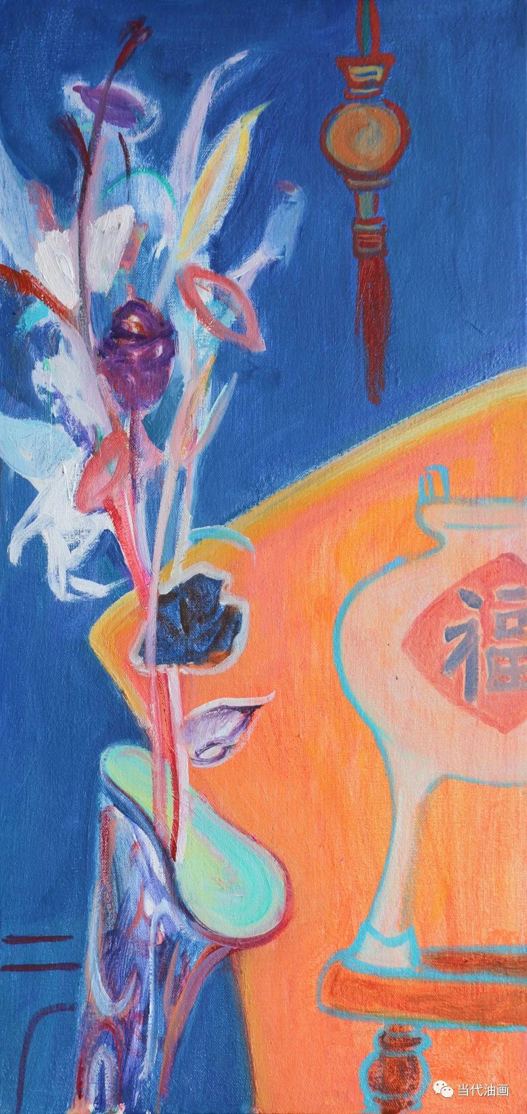 中国当代油画家作品欣赏之   董海洋插图29
