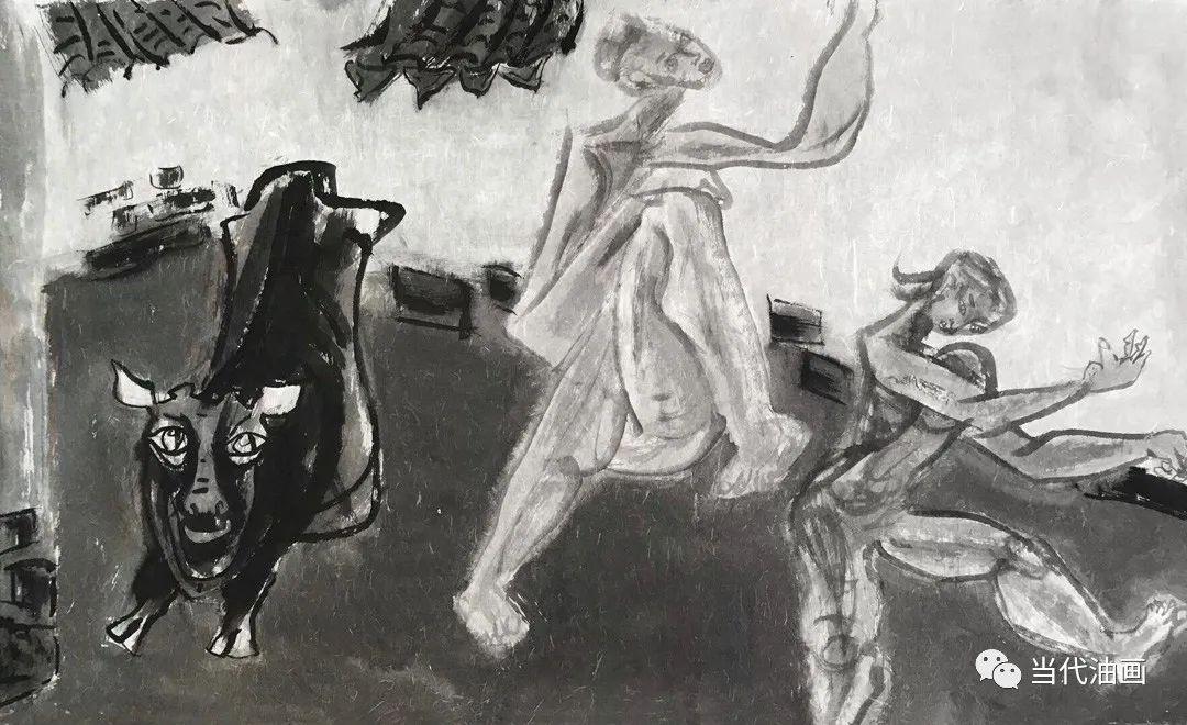 中国当代油画家作品欣赏之   赵国维插图13
