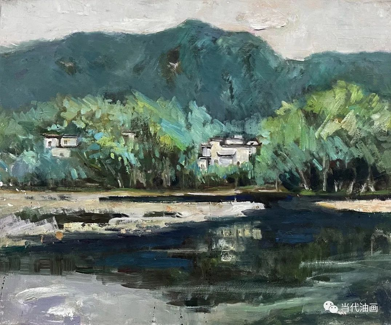 中国当代油画家作品欣赏之 | 林俊生插图7