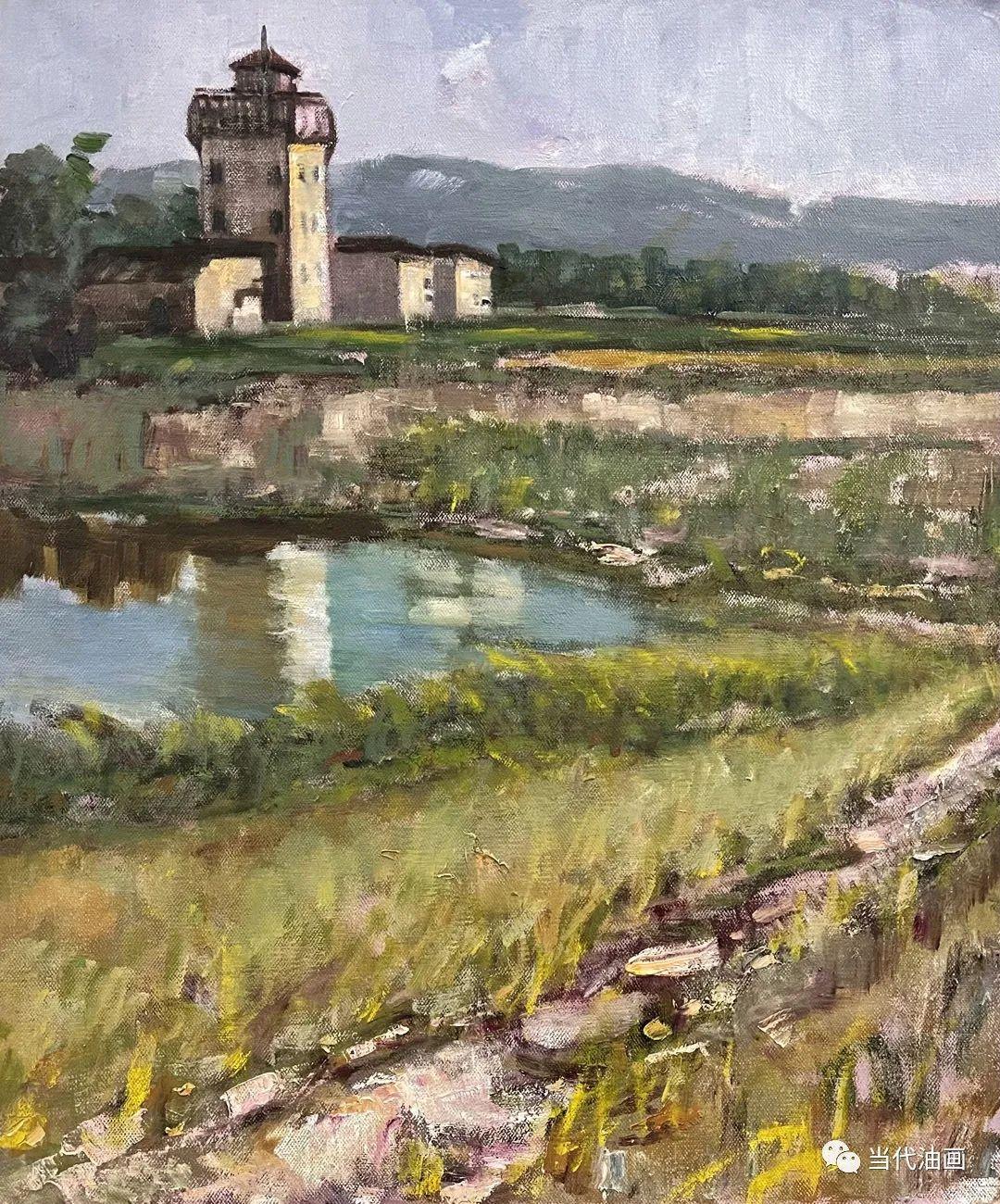 中国当代油画家作品欣赏之 | 林俊生插图9