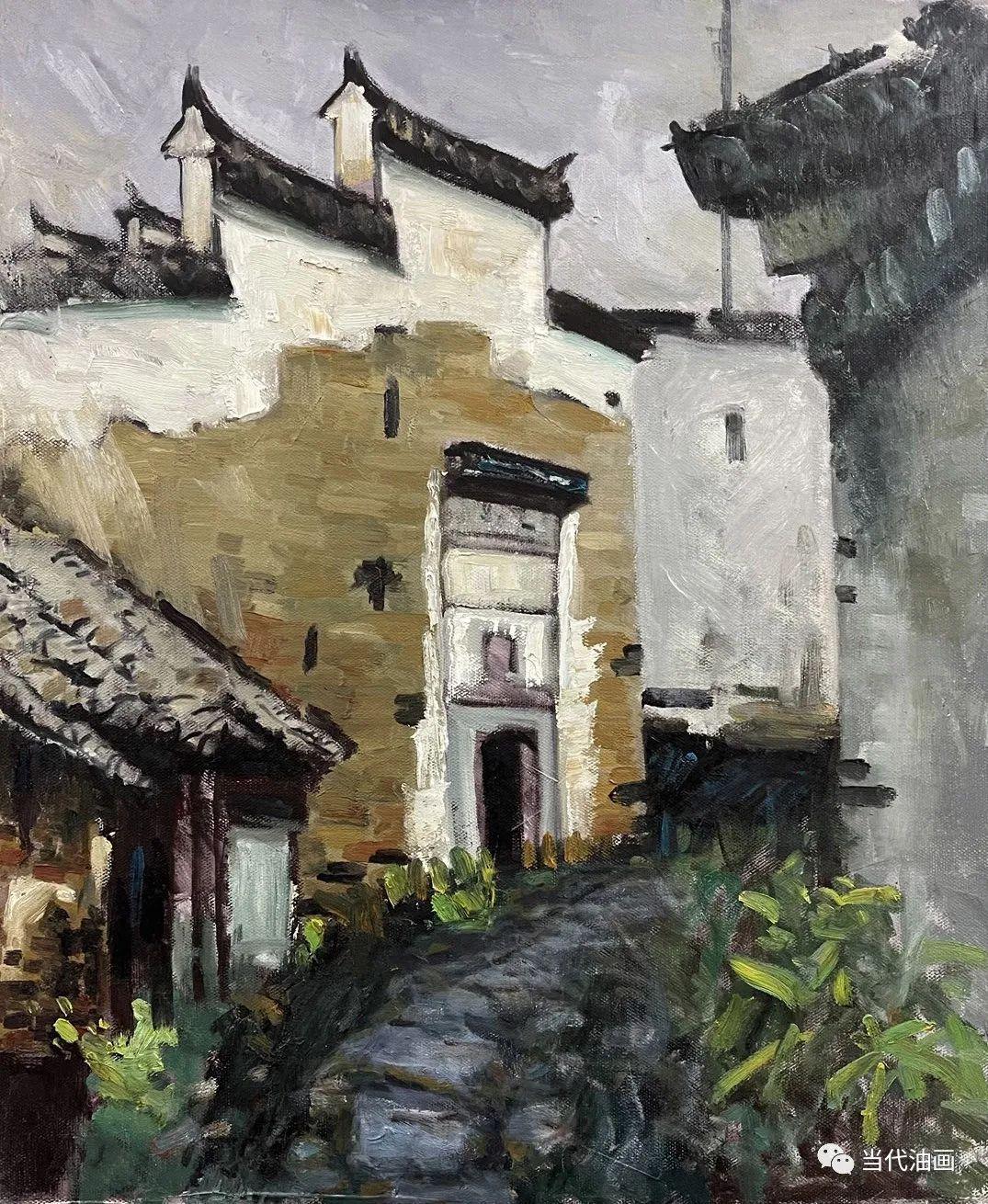 中国当代油画家作品欣赏之 | 林俊生插图15