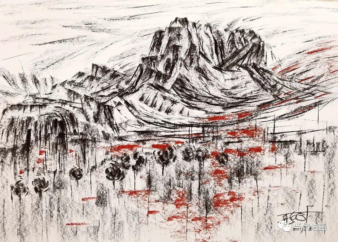 中国当代油画家作品欣赏之   马陆插图1