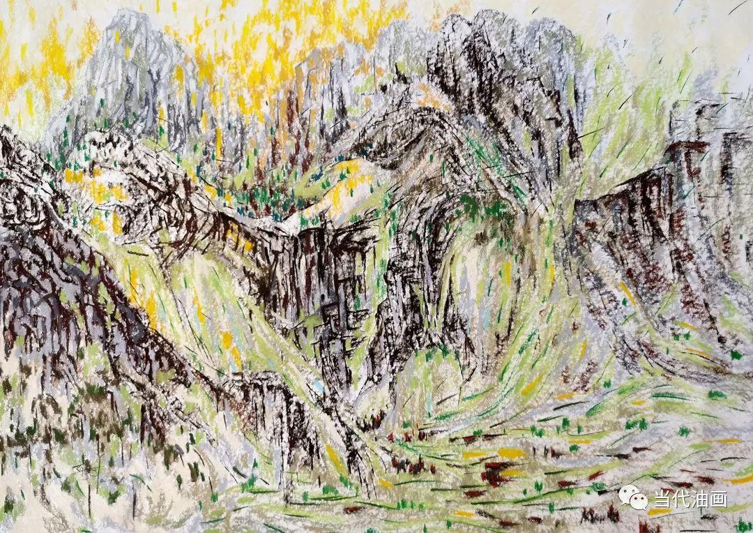 中国当代油画家作品欣赏之   马陆插图7