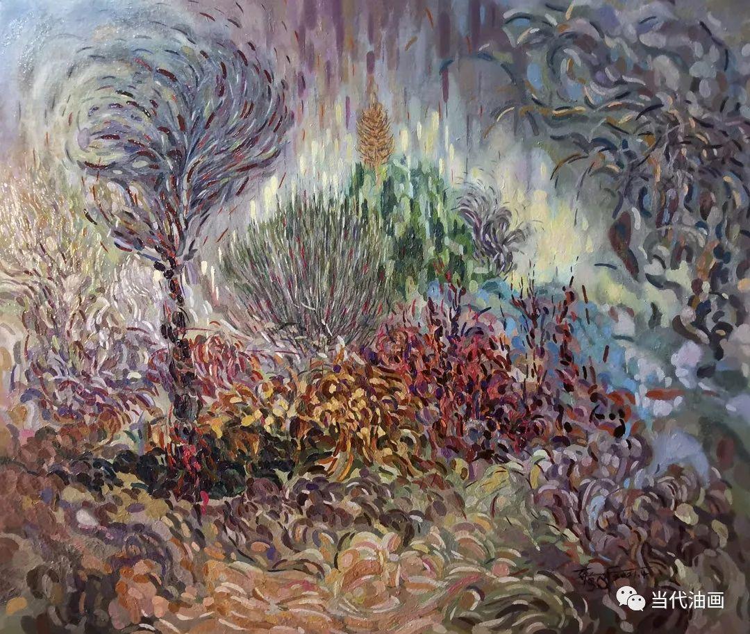 中国当代油画家作品欣赏之   马陆插图13