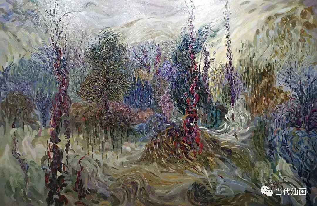 中国当代油画家作品欣赏之   马陆插图15